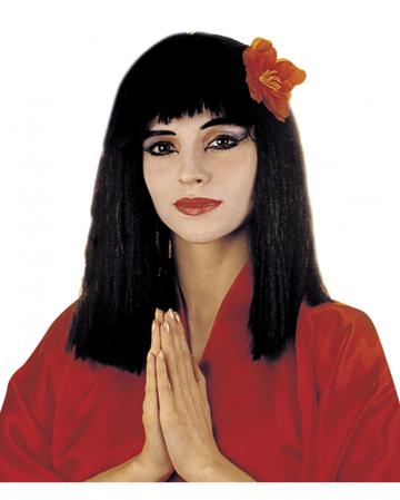 China Girl Wig Black