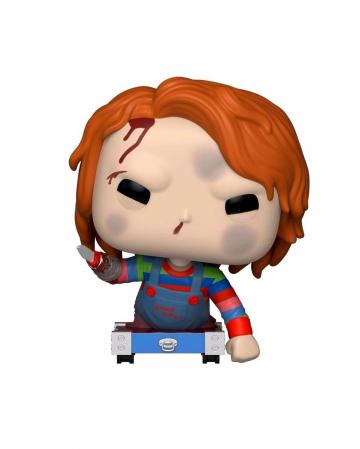 Chucky On Cart - Child's Play Funko Pop! Figure