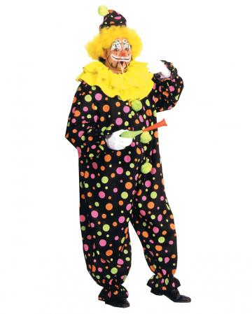 Clown costume with Neonpunkten