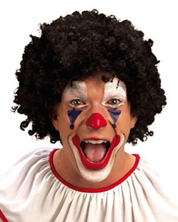 Clown Wig black