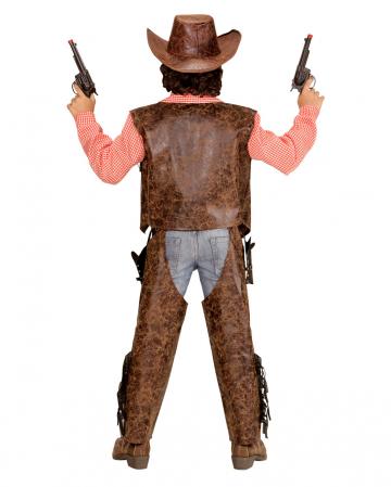 3-tlg Cowboy Kinderkostüm