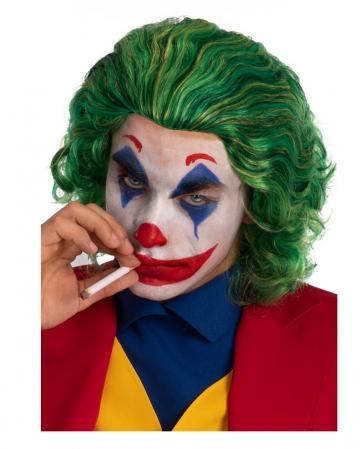 Crazy Joker Wig