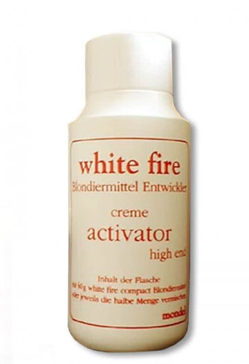 White Fire Cream Activator 3%