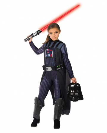 Darth Vader girl costume