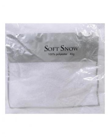 Deco snow soft 40g