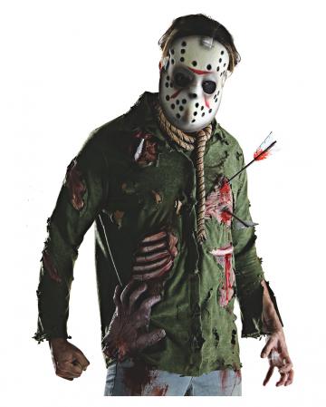 Deluxe Jason Hemd mit Maske
