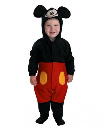 Mickey Mouse Baby Kostüm Jumpsuit