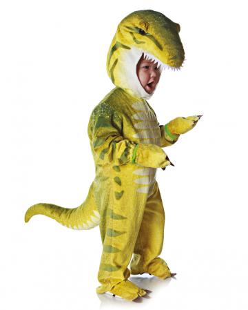 Dino Rex Toddler Costume Green