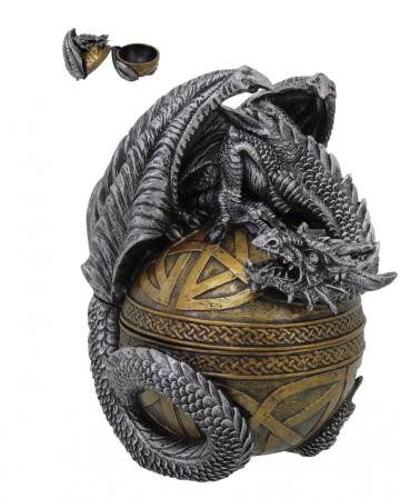 Dragon treasure chest