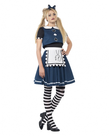 Dark Alice Ladies Costume