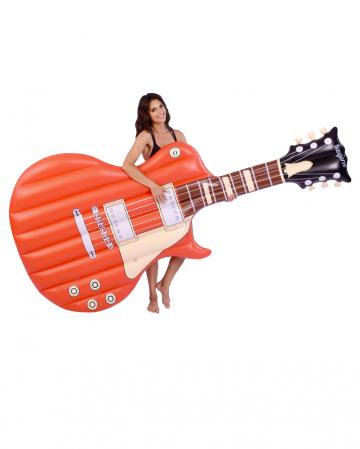 E-Gitarre Luftmatratze 250cm