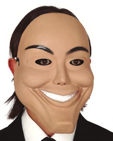 Entertainer PVC Maske