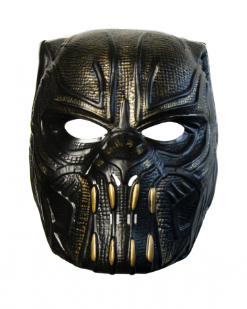 Erik Killmonger Half Mask For Adults