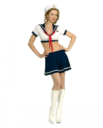 First Naval Officer Costume