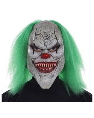 Evil Clown Horror Maske