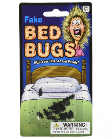 Fake Bedbugs Joke Article