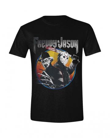 Freddy Vs. Jason - Concert Print T-Shirt