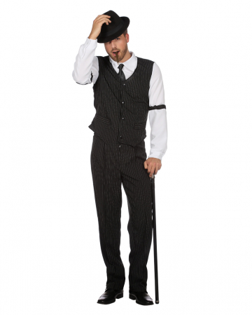 Gangster Men Costume