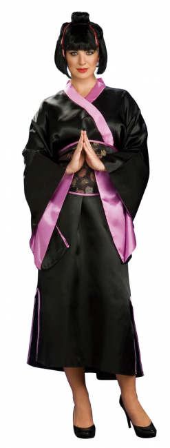 Geisha Kostüm XL