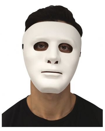 Face mask white