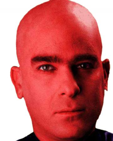 Bald film Red