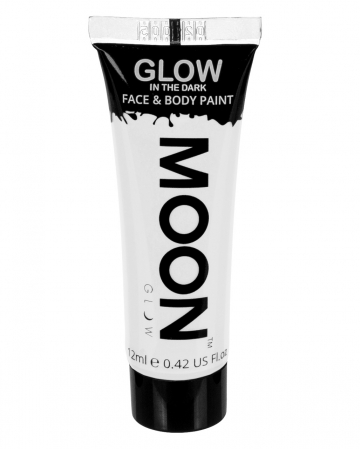 Glow in the Dark Make-up Transparent
