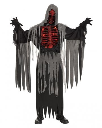 Glowing Reaper Costume Robe