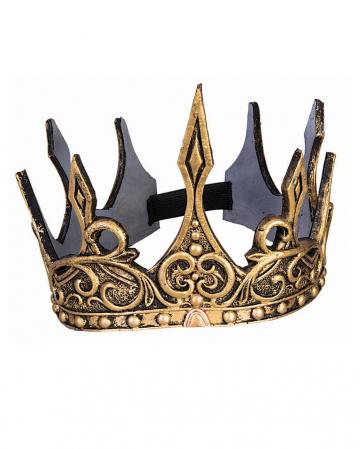 Gold Krone Kostümzubehör