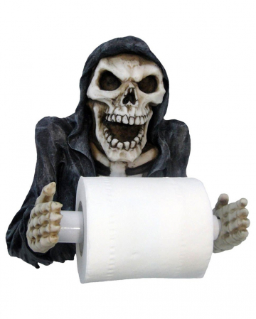Grim Reaper Toilet Paper Holder 26cm