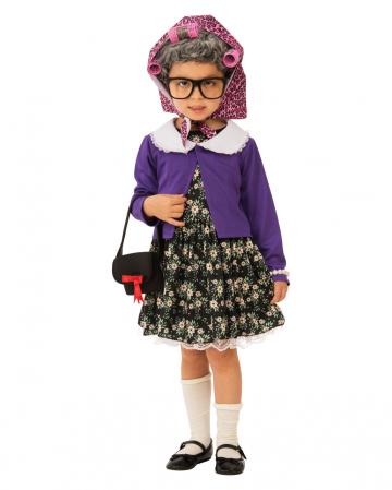 Grandmother Child Costume