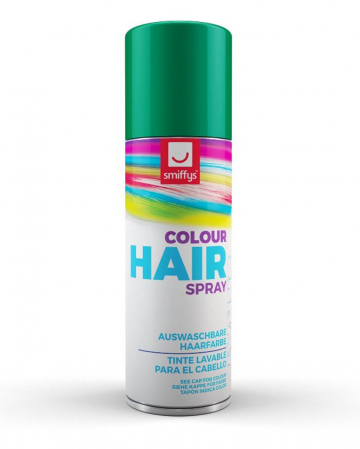 Hairspray green 125ml