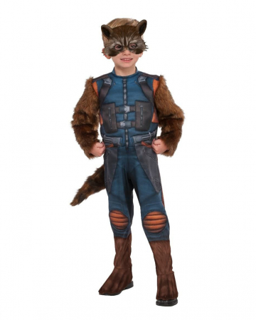Guardians Rocket Raccoon Infant Costume