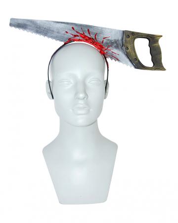 Haarreif mit Blutiger Säge