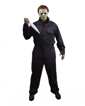 Halloween 2018 Michael Myers Overall One Size