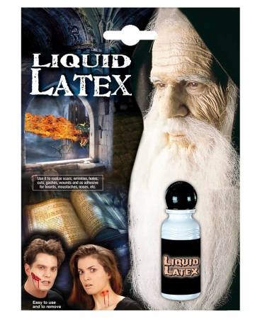 Flüssig Latex / Liquid Latex 28 ml
