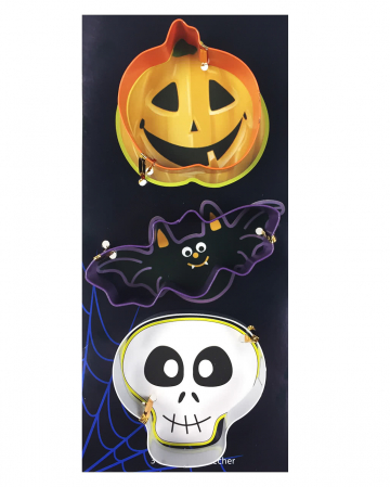 Halloween pastry cookie cutter