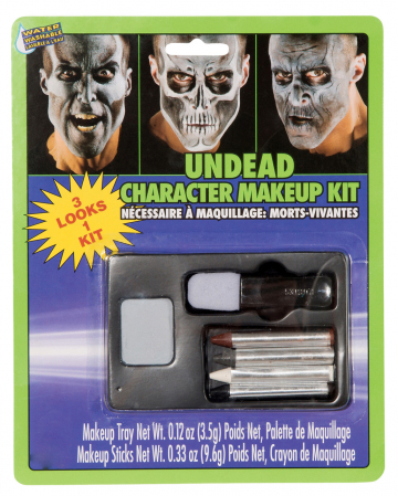Untoten Make-up Set