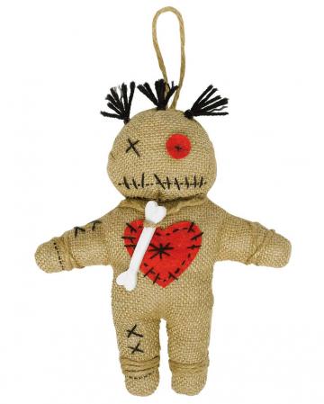 Halloween Voodoo Puppe