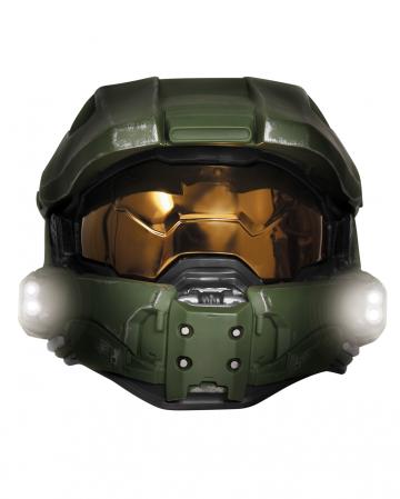 Halo 3 Masterchief Helm mit Licht