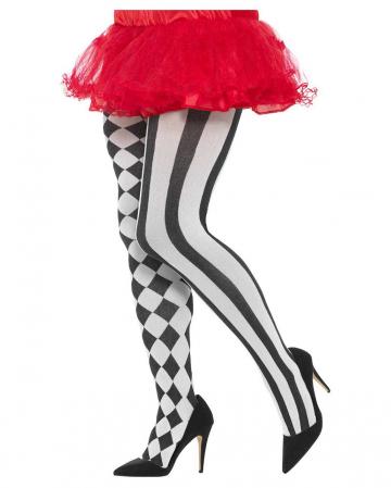 Harlequin pantyhose economy Plus Size