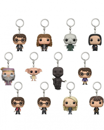 Harry Potter Mystery Keychain POP