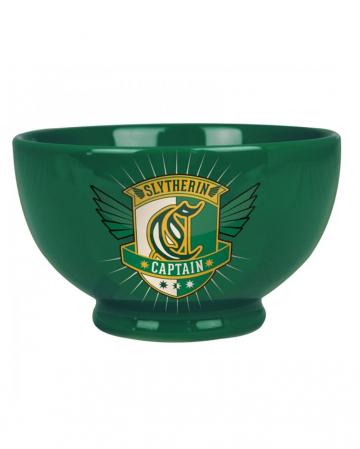 Green Harry Potter - Slytherin cereal bowl