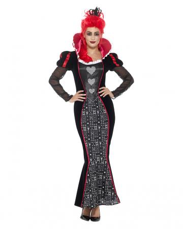 Heart Queen Deluxe Costume