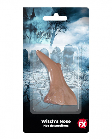 Halloween Witch Nose with Wart