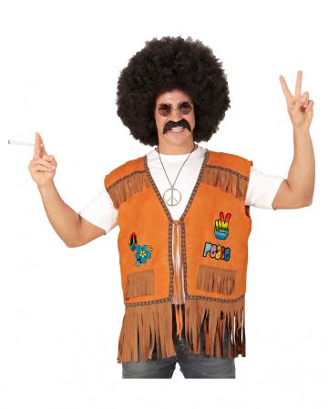 Hippie Vest With Fringes