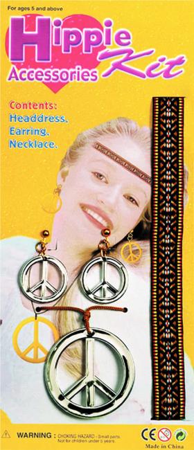 Hippie Schmuck Set