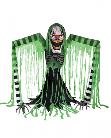 Höllen Clown Halloween Animatronic