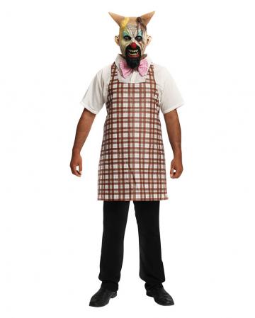 Horror clown costume Eismann