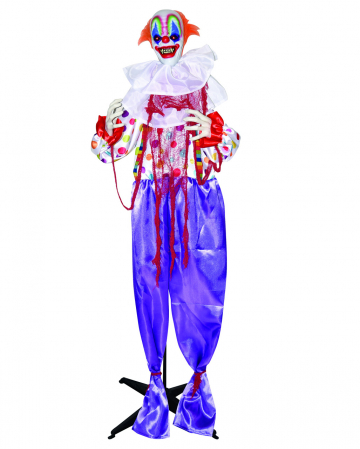 Horror Clown Animatronic 165 cm