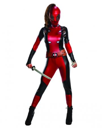Deadpool Damenkostüm